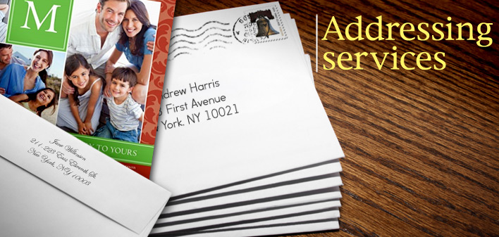 christmas cards with address printed view source - Simply To Impress Christmas Cards