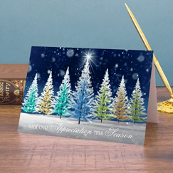 COMPANY CHRISTMAS CARDS