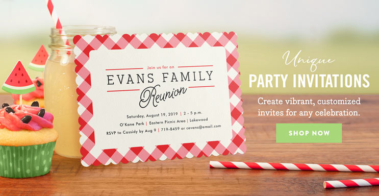 Birth Announcements Invitations Holiday Cards