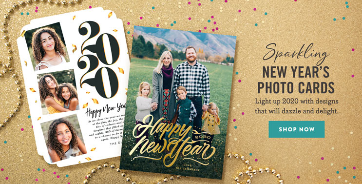 New Year Cards