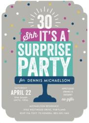 Adult Birthday Invitations